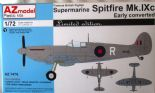 AZM74076 1/72 Supermarine Spitfire Mk.IXC Early Converted